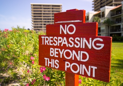 Levels of Trespassing Charges explained by Mastro, Barnes & Stazzone P.C.