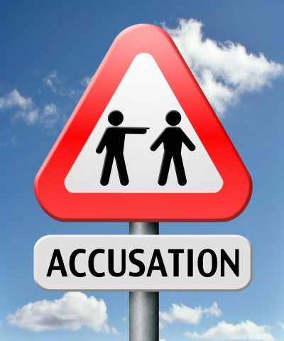 Getting Out of False Accusation