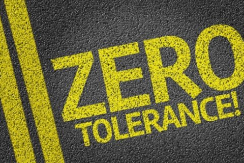 Zero Tolerance Rule for Drivers Under 21