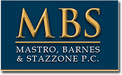Mastro Barnes and Stazzone