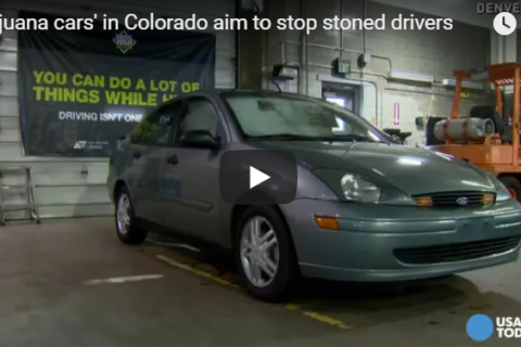 Authorities Spreading Message About Drugged Driving in Denver, CO