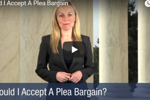 Benefits of a Plea Bargain on Mastro, Barnes & Stazzone P.C.