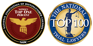 Mastro, Barnes & Stazzone P.C. is amongst Top 100 Trial Lawyers